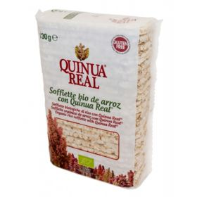 cakes rice quinoa real