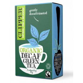 Βιολογικό Πράσινο Τσάι Χωρίς Καφεΐνη