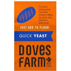 Μαγιά για ψωμί χωρίς γλουτένη BIO 125gr-Doves Farm