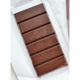 Chocolate bar with hazelnut truffle-OMPAR