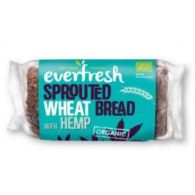 Everfresh Sprouted Wheat Bread With Hemp