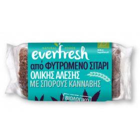 Ψωμί Φύτρου Σιταριού με Σπόρους Κάνναβης 400gr (EVERFRESH)