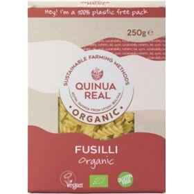 Royal Quinoa and Rice Fusilli BIO (Quinua Real)
