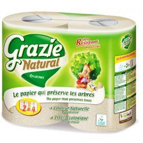 Χαρτί Κουζίνας 2 Maxi Ρολά (GRAZIE)