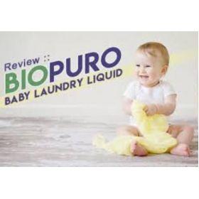 BABY LAUNDRY LIQUID BIO (BIOPURO)