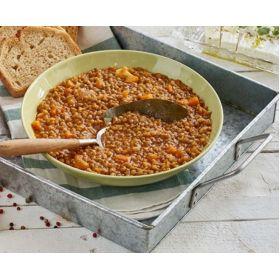 Red lentils BIO-AIFOROS GI