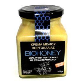 Μέλι κρέμα