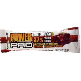 Μπάρα Power Pro 37% Κέικ Σοκολάτα Χ/Ζ (Naturetech)