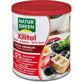 Xilitol (ζάχαρη σημύδας) BIO-NATUR GREEN