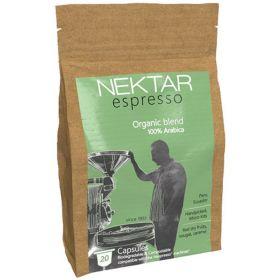 Κάψουλες Espresso BIO -NEKTAR