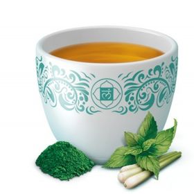 tea minty chlorella BIO-YOGI TEA