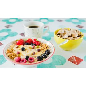 Muesli with 35% organic dehydrated fruit BIO (Biofresco)