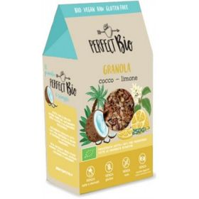 Granola with Coconut & Lemon BIO (PERFECT BIO)