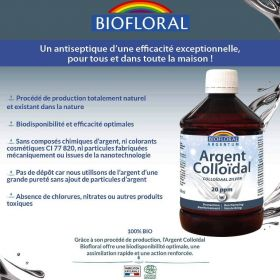 Colloidal Silver 20PPM