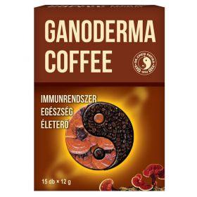 Στιγμιαίος καφές με μανιτάρι γανόδερμα