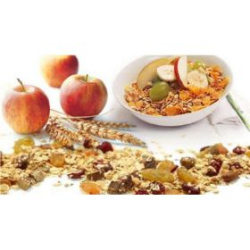 Muesli with 25% organic dehydrated fruit BIO (BIOFRESCO)